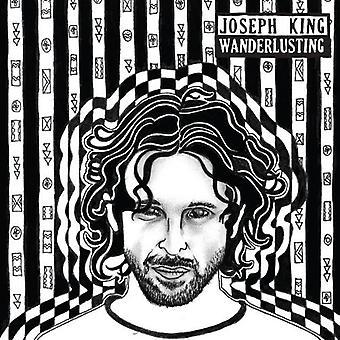 Joseph King - Wanderlusting [Vinyl] USA import