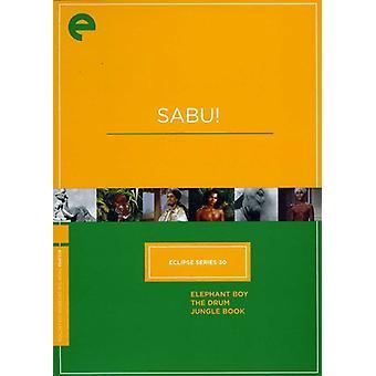 Série Eclipse 30 - Sabu [DVD] USA import