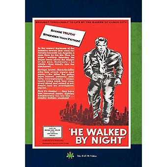 He Walked by Night [DVD] USA import