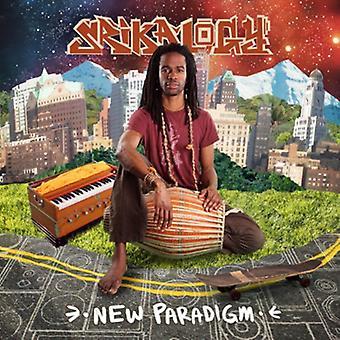 Srikalogy - New Paradigm [CD] USA import