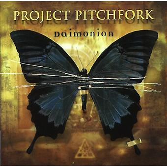 Project Pitchfork - Daimonion [CD] USA import