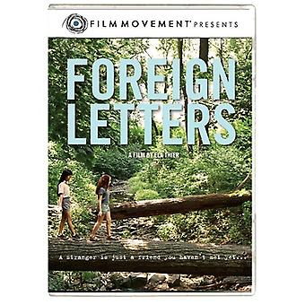 Foreign Letters [DVD] USA import