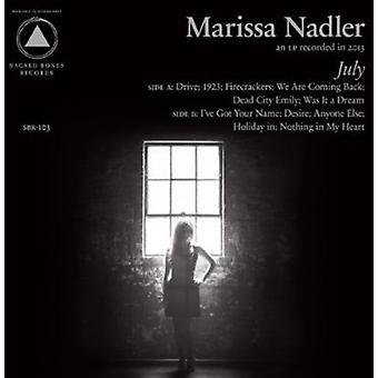 Marissa Nadler - July [CD] USA import