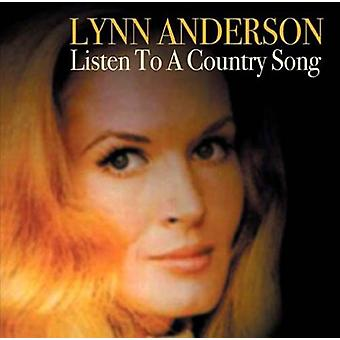 Lynn Anderson - Luister naar een Country Song [CD] USA import