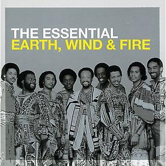 Earth Wind & Fire - Earth Wind & brand [CD] USA import