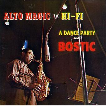 Earl Bostic - Alto Magic en importation USA Hi-Fi [CD]