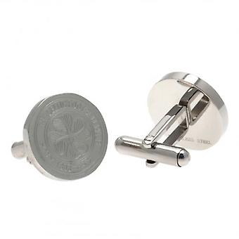 Celtic Stainless Steel Cufflinks CR