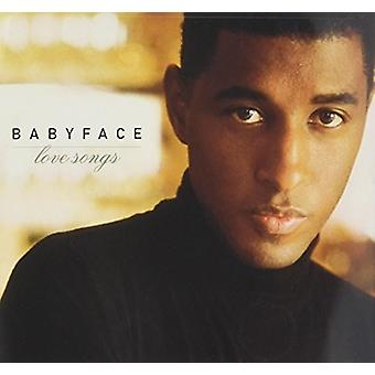 Babyface - Love Songs [CD] USA importieren