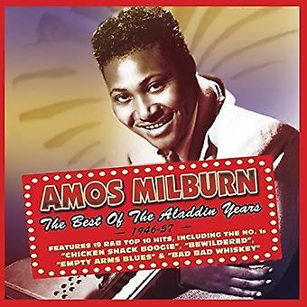 Amos Milburn - Amos Milburn Best-of l'importation USA année Aladdin [CD]