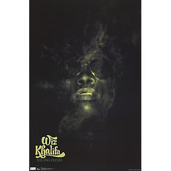 Wiz Khalifa - Rolling Papers Poster Print
