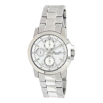 Kenneth Cole Ladies Dress Watch White Dial KC4816