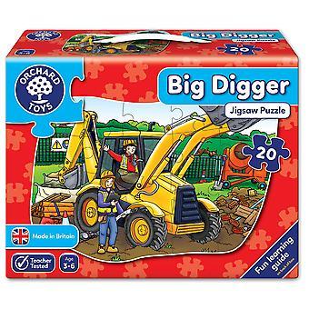 Orchard Big Digger pussel