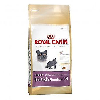 Royal Canin British Shorthair Cat Food Mix 2kg à sec