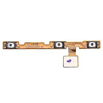 Dla Huawei honor 8 zasilania i głośności przycisk Flex kabel naprawy przełącznik nowe
