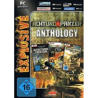 Achtung Panzer Anthology PC Game