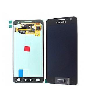 Black Samsung A3 SM-A300 LCD Screen GH97-16747B