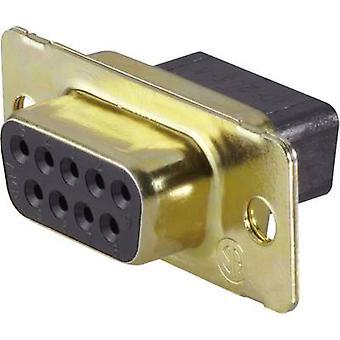 TE Connectivity AMPLIMITE HD-20 (HDP-20) 207463-1 D-SUB gniazda 180 ° Liczba pinów: 25 1 szt.)