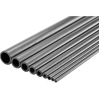 Carbon buis (Ø x L) 2.5 x 1000 mm binnen diameter: 1,5 mm 1 PC('s)