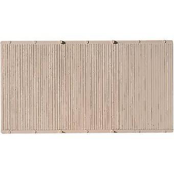 52418 H0, TT kunststof platen hout (L x b) 200 mm x 100 mm kunststof