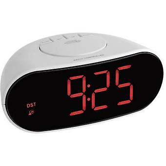 TFA Dostmann 60.2505 Radio Alarm clock Light grey