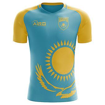 2020-2021 Kazakhstan Home Concept Football Shirt