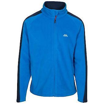 Trespass Mens Acres Full Zip Fleece Jacket