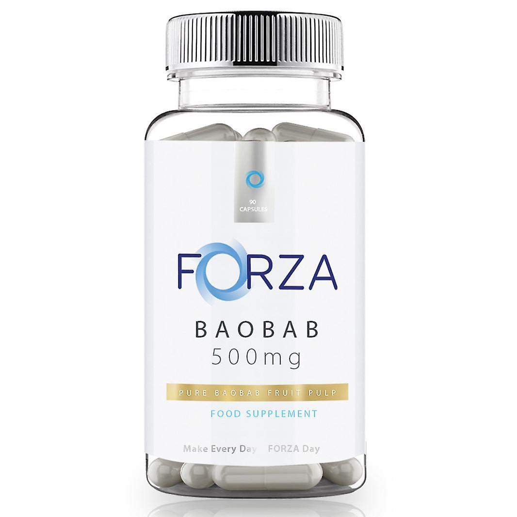FORZA Baobab Capsules 500mg - 90 Capsules