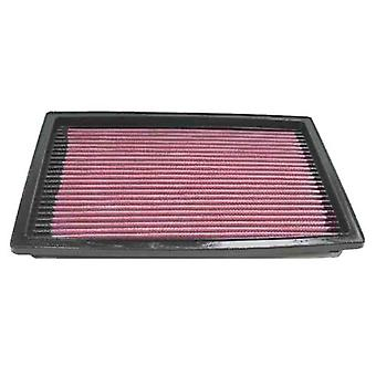 K&N 33-2110 High Performance Replacement Air Filter