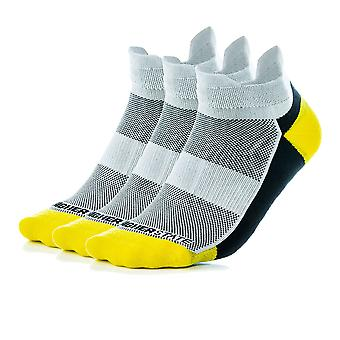 Höhere Staatsfreiheit Laufsocklet (3 Erpack) - SS20