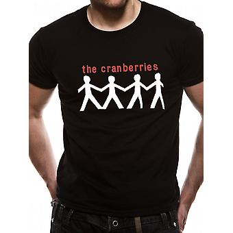Cranberries - Stickman (Unisex)  T-Shirt