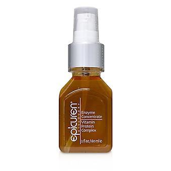 Epicuren enzym concentraat vitamine eiwit Complex - voor droge normaal & combinatie huidtypes - 60ml / 2oz