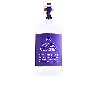4711 Acqua Köln saffran & Iris Edc Spray 50 Ml Unisex