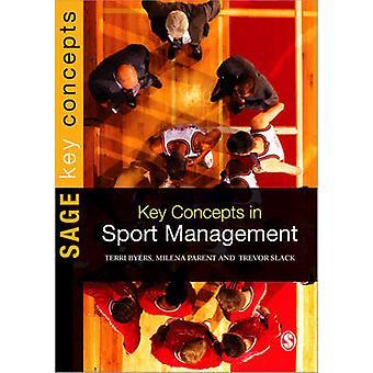 Schlüsselkonzepte im Sportmanagement von Terri Byers Parent