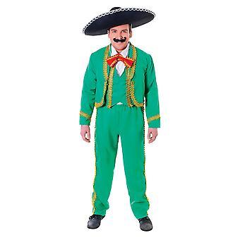 Mexican Man, Mariachi Singer