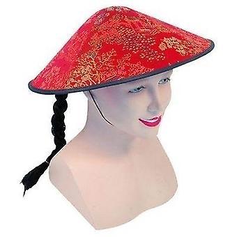 الحمال الصيني الأحمر/ضفيرة.