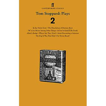 Tom Stoppard Plays 2 - The Dissolution of Dominic Boot; 'M' is for Moo