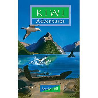 Aventures de kiwi par Bartha Hill - livre 9781845502829