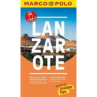 Lanzarote Marco Polo Pocket Guide by Marco  Polo - 9783829707923 Book