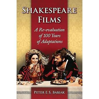Filmes de Shakespeare - uma reavaliação dos 100 anos de adaptações por animal de estimação