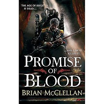 Versprechen des Blutes: Buch 1 der Pulver-Magier-Trilogie