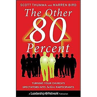 Die anderen 80 Prozent: Drehen Ihre Kirche Zuschauer in aktive Teilnehmer
