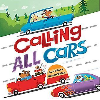 Aanroepen van alle auto 's