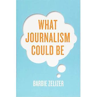 Cosa giornalismo potrebbe essere