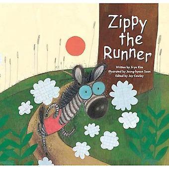 Zippy the Runner: Positive Attitude (Growing Strong)