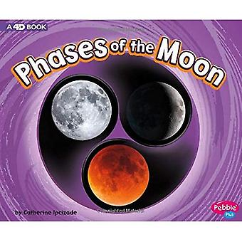 Phases of the Moon: A 4D Book (Cycles of Nature)