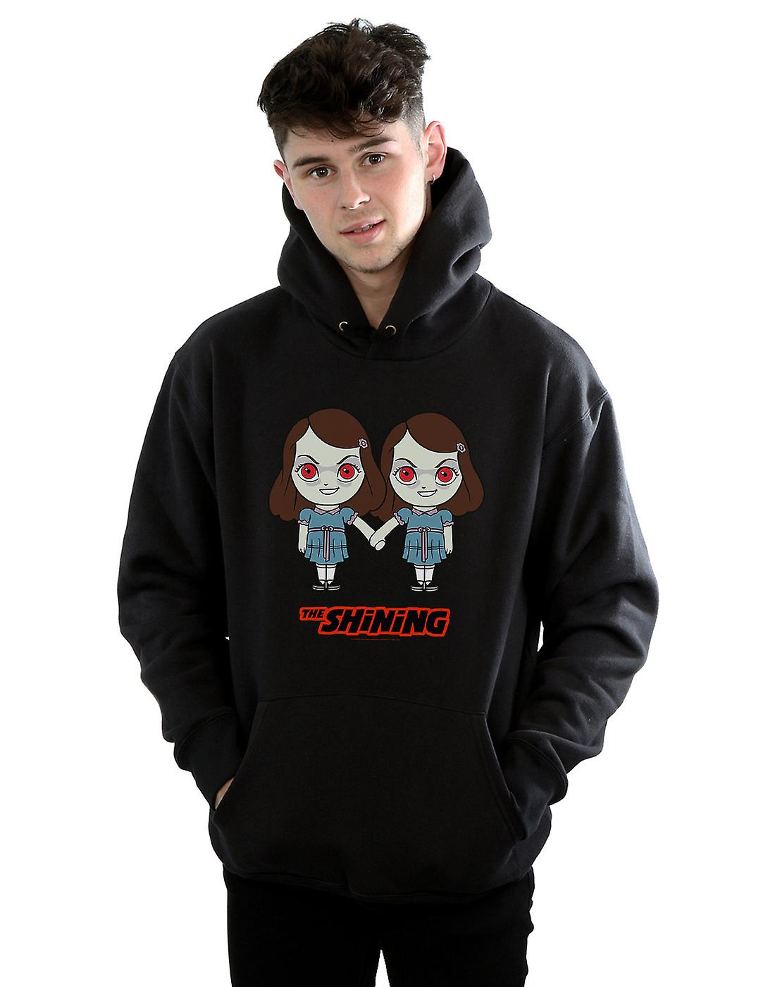 The Shining Men's Chibi Twins Hoodie