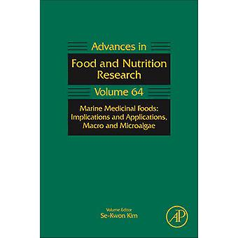 Marine Medicinal Foods Implications and Applications Macro and Microalgae by Taylor & Steve