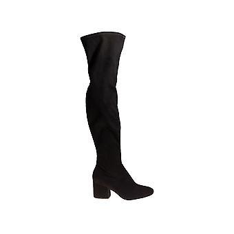 Kendall + Kylie Kksophia0301 Women's Black Fabric Boots