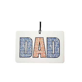 Dad Car Air Freshener