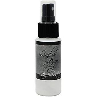 Lindy's Stamp Gang Silent Night Silver Starburst Spray (ss-022)
